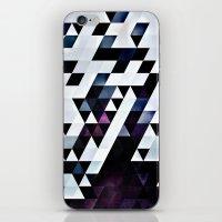 MODYRN LYKQUYR iPhone & iPod Skin