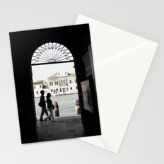 murano island - venice Stationery Cards