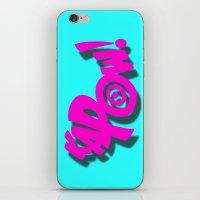KAPOW! # 3 iPhone & iPod Skin