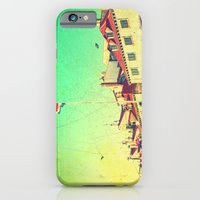iPhone & iPod Case featuring Postcards From A Better Century: Croatia Pt. 2 by Leon Greiner