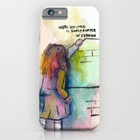 Where you stand is simply a matter of framing iPhone 6 Slim Case