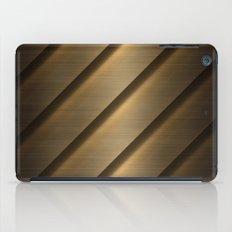 Copper Brass Metal Pipe iPad Case
