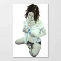 Hidden Within Canvas Print