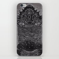 Wrinkle Warrior iPhone & iPod Skin