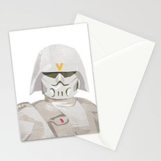 Ralph McQuarrie concept Snowtrooper  Stationery Cards