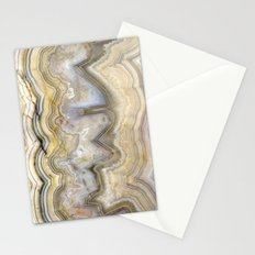 Jagged Agate Stationery Cards