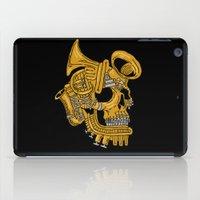 Real Brass iPad Case