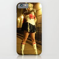 iPhone & iPod Case featuring Sailor Moon by Eric James Photography