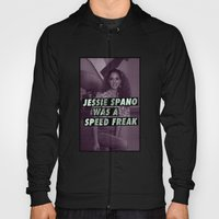 Jessie Spano Was A Speed… Hoody