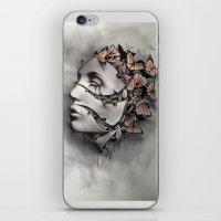 metamorfosis  iPhone & iPod Skin