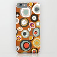 Veneto Boho Spot Amber iPhone 6 Slim Case