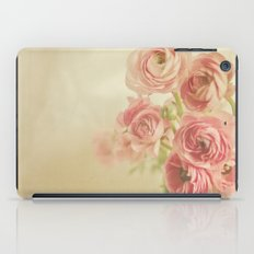 Don't be ranunculus!!!!! iPad Case