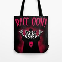 Raccoon! Tote Bag