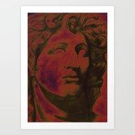 Alexander The Great Art Print