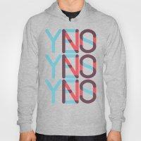 Yes/No Hoody