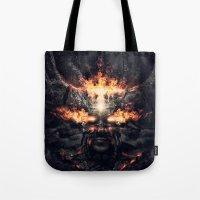 Diablo Tote Bag