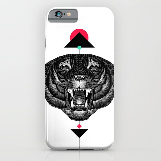 Roar My *--Tiger--* iPhone & iPod Case