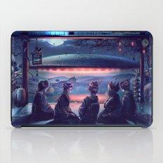 Night Guest  iPad Case