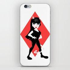 Deathwish iPhone & iPod Skin