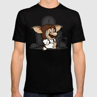 It's-a me, Gizmo! Mens Fitted Tee Black SMALL
