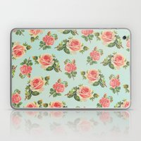 LONGING FOR SPRING- FLOR… Laptop & iPad Skin
