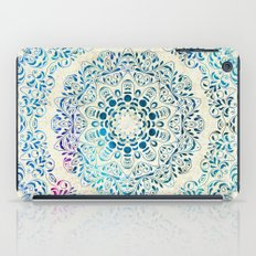 Watercolor Mandala iPad Case