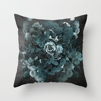Grand Finale Throw Pillow