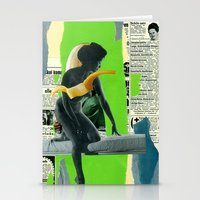 Venus (collaboration Wit… Stationery Cards