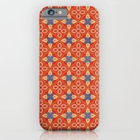 Moroccan Motet Pattern iPhone 6 Slim Case