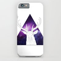 iPhone & iPod Case featuring Deer by Dario Olibet