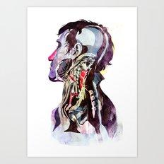 Anatomy [Quain] 2 Art Print