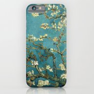 iPhone & iPod Case featuring Van Gogh - Blossoming Al… by TilenHrovatic