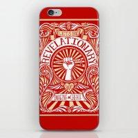 Revelationary iPhone & iPod Skin