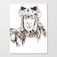 The Kurgan Canvas Print