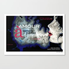 Film Poster Canvas Print