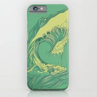 iPhone & iPod Case featuring Escape by Huebucket