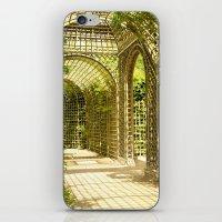Gardens of Versailles iPhone & iPod Skin