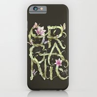 iPhone & iPod Case featuring Organic by Alan Maia