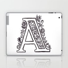 A is for Laptop & iPad Skin