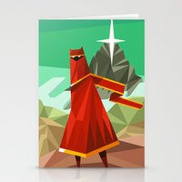 The Wanderer Stationery Cards