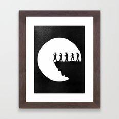 Subservient Framed Art Print