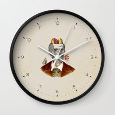 'Til death Wall Clock