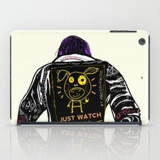 Just watch me iPad Case