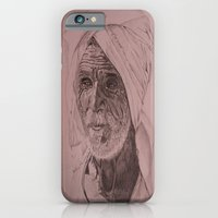 Egyptian Old Man iPhone 6 Slim Case