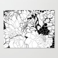 Korean Spring Canvas Print