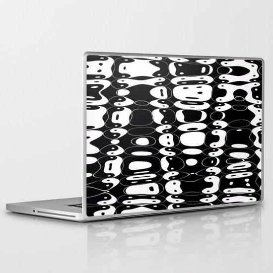 Yin Yang mix (b) Laptop & iPad Skin