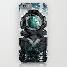 Deep Space Diver iPhone 6 Slim Case