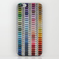COLOURS iPhone & iPod Skin