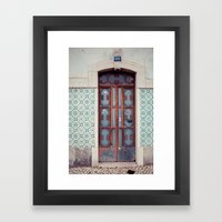 As time goes by Framed Art Print
