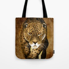 The Leopard Tote Bag